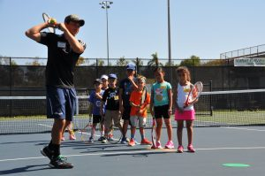 Winter Break Tennis Lessons Academy Image