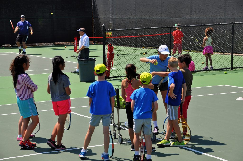 Thanksgiving Tennis Junior Kids Camp