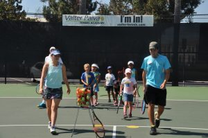 Thanksgiving Fall Tennis Camp for Kids