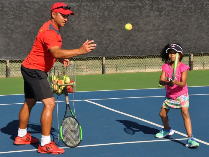 kids tennis lessons near me