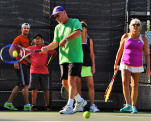 tennis clinic near me in long beach ca