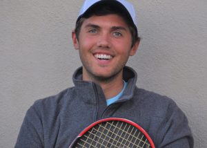 Cody Freischlag tennis coach for kids at the valter tennis academy