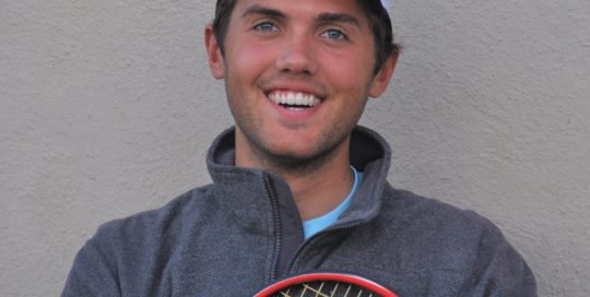 Cody Freischlag tennis coach for kids at the valter tennis academy